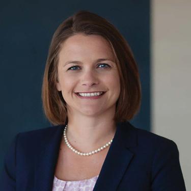Board Member Courtney Grimsrud