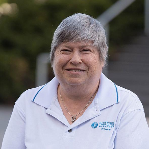 Board Member Sandy Unger